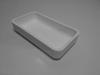 Fused Silica Trays-Rectangular Trays