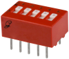 DIP Switches -- GH7206-ND -Image