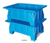 Stacking Pallet Containers -- HHON-40 - Image