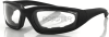 Bobster Foamerz 2 Sunglasses with Black Frame and Anti-Fog -- ES214C