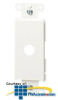 Leviton Decora Plastic Adapter for Rotary Dimmers .406 inch -- 80400