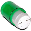 65mm green Incandescent IP65 Eaton Cutler-Hammer stack Light module -- E26B3V2 - Image