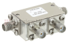 Dual Junction Circulator SMA Female With 40 dB Isolation From 11 GHz to 18 GHz Rated to 5 Watts -- FMCR1024 -Image