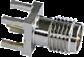 RP-SMA Female PCB Mount -- CONREVSMA001 - Image
