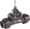 Actuator Ready Diaphragm Valves -- HCDAB Series -- View Larger Image
