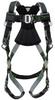 Miller Revolution RDFD Blue Universal Vest-Style Body Harness - Duraflex Webbing - 612230-05633 -- 612230-05633
