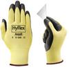 HyFlex(R) CR; Stretch Kevlar(R) liner with foam nitrile coating; Size 9 -- 076490-05577