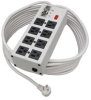 8 Outlets, 25-ft Cord, 3840 Joules, All Metal Housing Isobar Surge Suppressor -- ISOBAR825ULTRA