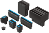 Assortment of plugs -- NEKM-C6-C45-P3-D -Image