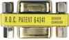 Compact/Slimline DB9 Coupler Gender Changer (F/F) -- P150-000