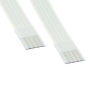 Flat Flex Ribbon Jumpers, Cables -- 0982670717-ND -Image