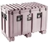 Pelican IS4521-2303 Inter-Stacking Pattern Case with Foam - Gray -- PEL-IS452123031000110 -Image