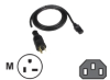 StarTech.com Server Power Cord IEC320 C-13 to NEMA L6-20P.. -- PXTL620C136