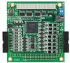 32-ch Isolated Digital I/O PCI-104 Module -- PCM-3730I - Image