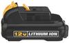 Dewalt DCB120 12v-Max Li-ion Battery -- BATTERYDCD120
