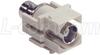 Keystone BNC Coupler Insert -- MJSCPBNC-IV - Image