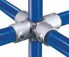 Type A40 - Split Four Socket Cross -- A40-8
