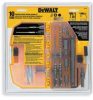 Concrete Screw Driving Kit,10 Pc -- 1GEF8