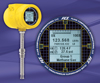 Insertion Gas Mass Flow Meters -- ST100-*0**210 -- View Larger Image