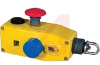 Switch, Rope Pull, 2 N/C; 1 N/O, 1/2 inNPT, E Stop -- 70033874 - Image