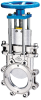Manual Non-Rising Stem Knife Gate Valve