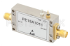 1 dB NF, 17 dBm P1dB, 10 MHz to 1,000 MHz, Low Noise Amplifier, 30 dB Gain, SMA -- PE15A1011 - Image