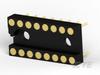 DIP Sockets -- 1437536-2 - Image