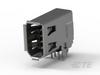 IEEE 1394 Connectors -- 5787956-1 - Image