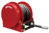 Low Profile Spring Driven Medium Pressure Oil Hose Reel Series SD10000 -- SD13050 OMP