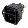 Power Entry Connectors - Inlets, Outlets, Modules -- 486-4472-ND -- View Larger Image