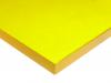 ACRYLIC Sheet - Yellow 2208 Cast Paper - Masked (Transparent)