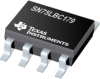 SN75LBC179 Low-Power Differential Line Driver And Receiver Pair -- SN75LBC179PE4 -Image