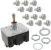 Toggle Switches -- 480-3469-ND - Image