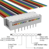 Rectangular Cable Assemblies -- H2PXS-1636M-ND -- View Larger Image