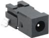 0.65 mm Center Pin DC Jack -- PJ-031H-SMT - Image