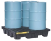 EcoPolyBlend Spill Control Pallet -- 3163