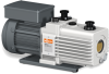 Two-Stage, Oil-Lubricated Rotary Vane Vacuum Pump -- Zebra RH 0003, 0010, 0015, 0021 B -Image