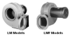 Forward Curve Cast Aluminum Centrifugal Blowers -- Model LM & LMF - Image