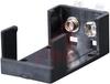 Battery, Hldr; 9 V; Molded from High Impact Glass Filled Nylon -- 70182304