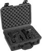 Pelican iM2200 Case with Custom Foam for 4ea M9 Pistols - Black -- PEL-472-PWC-M9-2-BLK -Image