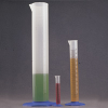 Polypropylene Graduated Cylinders -- 77008