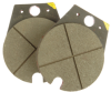 Silencer™ Friction Pads - Image