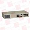 BLACK BOX CORP LB9019A-R4 ( EXPRESS ETHERNET SWITCH, 10-/100-MBPS COPPER, 16-PORT, (16) RJ-45 ) -Image