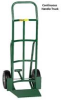Shovel Nose Hand Truck With Patented Foot Kick -- HTF-360-10P -Image