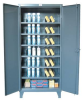Cabinet with Adjustable Dividers -- 36-246PH/42VD - Image