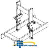 Chatsworth Products Vertical Swivel Splice Kit -- 10489 -- View Larger Image