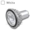 GU10 LED Bulb 5W 45 Deg Silver - White -- LB-SC-GU10-1S-W