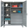 """60"""" Wide Drawer Cabinet -- 56-246-7/5DB -- View Larger Image"""