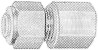 Nylo-Seal Nylon Tube Fitting -- 266N04X04