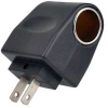 AC to DC Travel Power Adapter - Use Your Mobile Car Adapter in a Standard Wall Socket -- PWR-BA-ACDC88
